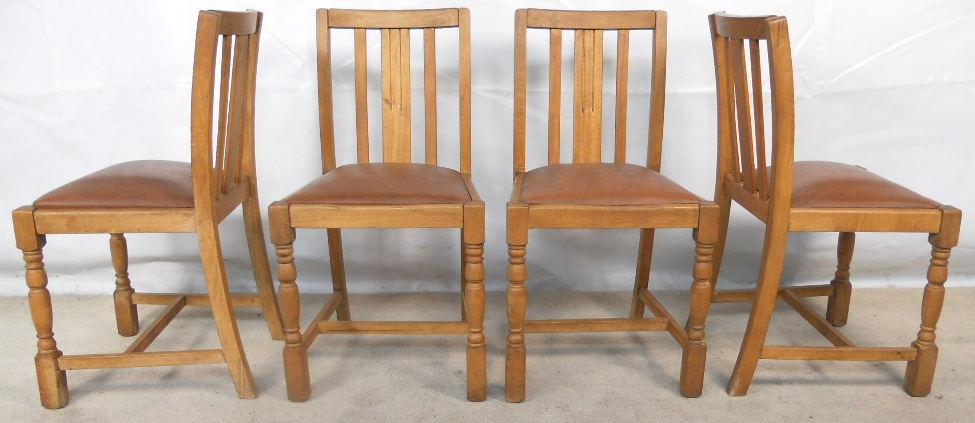 set beech wood kitchen dining chairs sold bespoke furniture handmade kitchen designs warwickshire uk